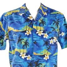 Royal Creations Large Sunset Palms Surf Dolphins Flowers Hawaiian Aloha ... - $39.59