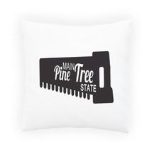 Main Pine Tree State  Pillow Cushion Cover g366p - $225,29 MXN+