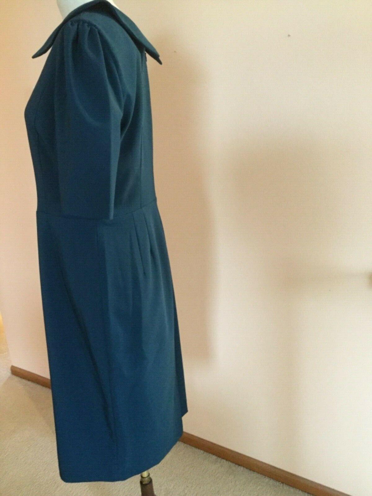 Women's Dress,XL,Green,,Long Sleeves ,Armani Collezioni,NWOT image 2