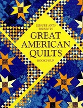 Great American Quilts Book 4 (Book Four) (Bk. 4) [Sep 01, 1996] Newbill,... - $12.60