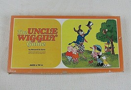 The Uncle Wiggily Board Game A Parker Game 1971 No. 160 Vintage  - $22.72