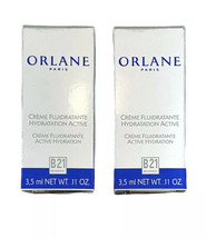 2 - Orlane Paris Creme Fluidratante Hydratation Active 3.5ml each-COS52 - $13.80