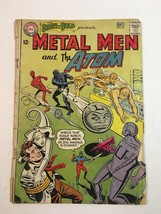 The BRAVE and BOLD #55 METAL MEN and the ATOM (1964 DC Comics) Ungraded - $9.45