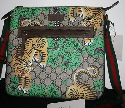 ea62297173e96 Nwt Gucci Bengal Tiger Gg Guccissima and 50 similar items. 1