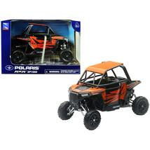 Polaris RZR XP1000 ATV Orange 1/18 Model by New Ray 57823S - $31.04