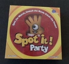 Spot It! Party Blue Orange Game 2013 - $24.75