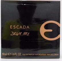 New Escada Desire Me by Margaretha L EDP Spray 1.6 oz … - $37.39