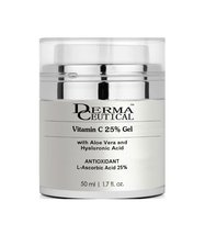 Vitamin C 25% GEL – DermaCeutical - $19.00+