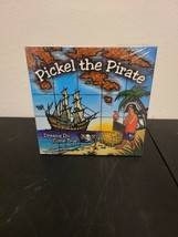 PICKLE THE PIRATE  Board Game Dreams Treasure Map to Knowledge Education... - $22.50