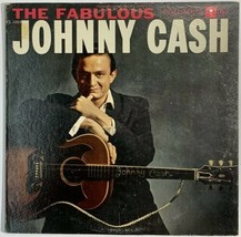 "The Fabulous Johnny Cash 12"" LP Vinyl Record MONO Columbia CL 1253 1958 VG  - $13.71"