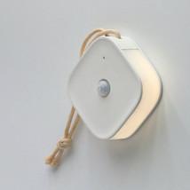 LED Night Wall Lamp Motion Sensor Human Induction Light USB Rechargeable - $20.55