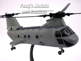 Boeing CH-46 Sea Knight - Marines 1/55 Scale Diecast Metal Helicopter by... - $34.64