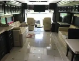 2013 TIFFIN MOTORHOMES ALLEGRO BUS 45 LP For Sale In Highlands, TX 77562 image 5