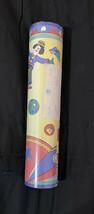 Laura Ashley Circus Circus Wallpaper Border vintage 10M x 265 mm 10yds X... - $24.74