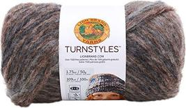 Lion Brand Yarn 934-200 Turn Styles Yarn Baby's Breath - $12.99