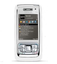 2018 Original Nokia E65 White Silver 100% UNLOCKED Mobile Phone 2G WARRA... - $62.22