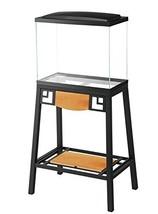 Aqueon Forge Metal Aquarium Stand, 20 by 10-Inch, Black - $82.53
