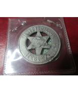1937 Election Badge - Bobby Dillon - $4.99
