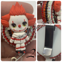 Georgie and Pennywise Clay Badge Reel  image 5