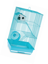 NEW! Cage Hamster Three Story Exercise Wheel, 2 Platforms, 2 Ladders a H... - $54.40