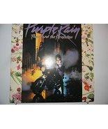 Prince Purple Rain 33 RPM Vinyl Album with Poster [Vinyl] Prince - $63.31