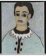 George Colin Pastel Found Paper Collection POR-35-1-1-81 - $2,255.05
