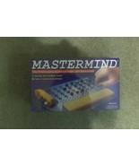 Pressman Mastermind Game The Strategy of Codemaker Vs. Codebreaker - $31.09