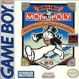Monopoly (Nintendo Game Boy, 1991)