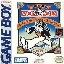 Monopoly (Nintendo Game Boy, 1991) - $7.60