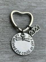 2020 Graduation Keychain, Perfect Gift for Graduates - €9,18 EUR
