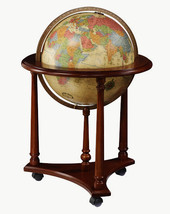 Replogle Lafayette Illuminated 16 Inch Floor World Globe - $1,011.78