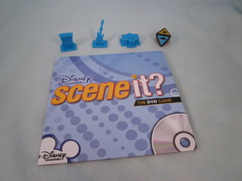Disney Chanel Scene It? DVD Board Game Replacement Part Disc & Sleeve ONLY 2008 - $7.59