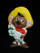 "Dave Grossman 1978 Warner Bros Looney Tunes Speedy Gonzales 3"" Ornament - $14.24"