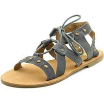 Diba Zig Zag Women US 6.5 Gray Gladiator Sandal - €14,41 EUR