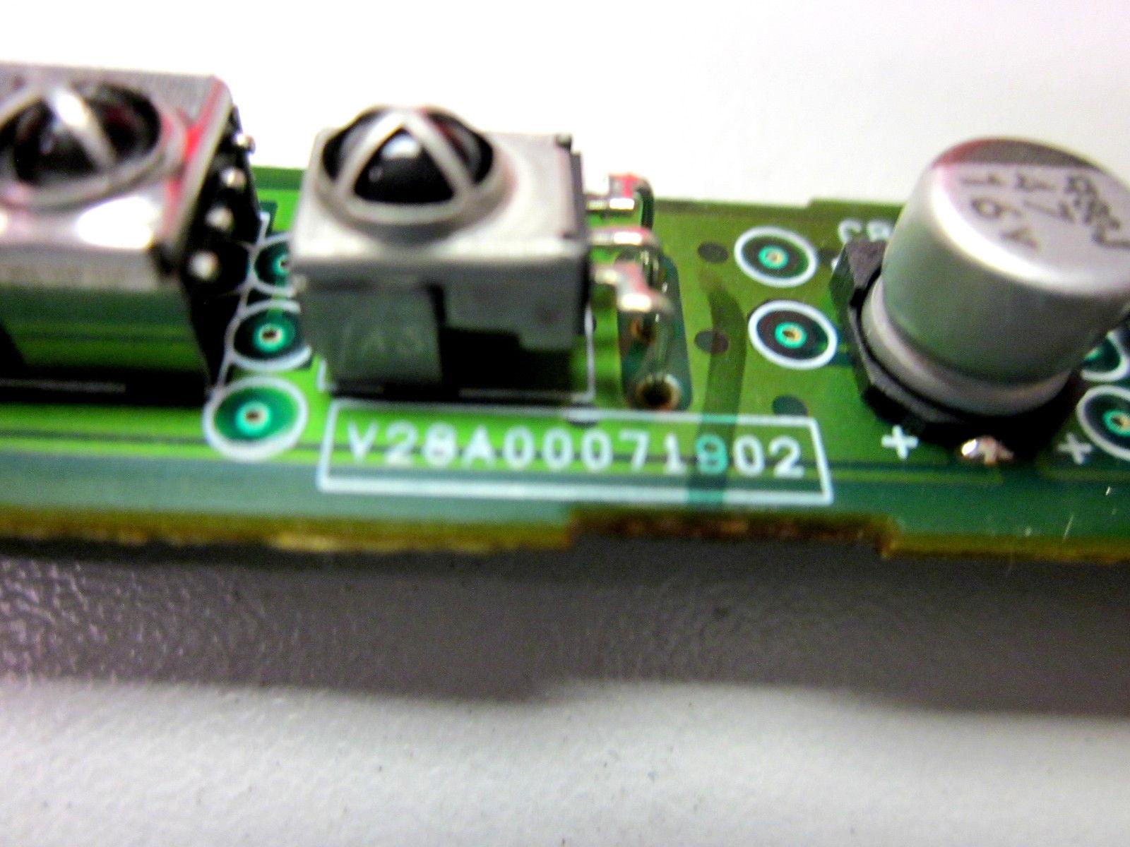 Toshiba V28A00072100 PE0548C (V28A00071902) IR Sensor Board   [See List]