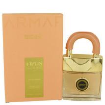 Armaf Opus by Armaf Eau De Parfum Spray 3.4 oz for Women - $36.00