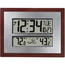 Better Homes and Gardens Atomic Clock with Fore... - $49.12