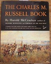 Charles M. Russell Book McCracken, Harold - $13.37