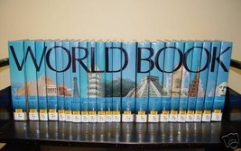 2002 World Book Encyclopedia - Complete Encyclopedia Set - 22 Books - En... - $3.96