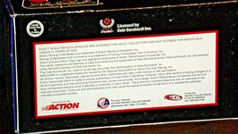 Winners Circle Dale Earnhardt Jr. Limited Edition 2002 1:24 scale AA19-NC8050 image 5