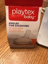 Playtex Angled Nipple - Medium Flow - 2 Pk - $7.90