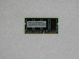 64MB MEMORY 8X64 PC100 8NS 3.3V SDRAM 144 PIN SO DIMM