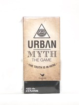 Urban Myth The Game - Cards - Family & Friends Board Game - Party - Truth - $14.85