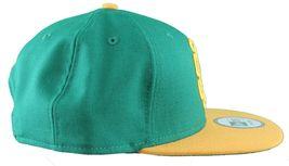 Crooks & Castles New Era Purple/Yellow or Khaki Chain C Snapback Hat image 4