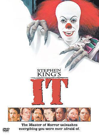 Stephen Kings It DVD [Used VG] Horror