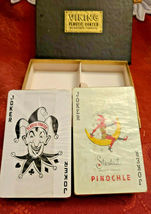 Double Deck Set of Viking Playing Cards & Stardust Playing Cards Pinochle image 6