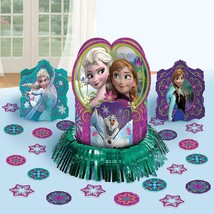 Frozen Table Decorating Kit (3 Piece & Confetti) - $11.29