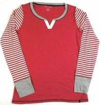 Small Tommy Hilfiger Women's Lounge Sleep Shirt Ladies Long Sleeve NEW #5