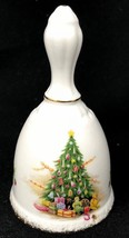 "Vintage 1990 Royal Albert England Bone China Christmas Magic Bell 4.75""H - $19.99"