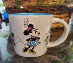 NWT Disney Minne Mouse Ceramic Coffee Mug 12 oz - $19.79